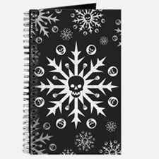 Skullflake (dark) Journal