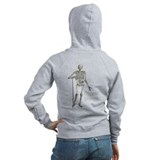 Archeology Zip Hoodies