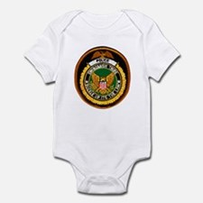 Swinomish Tribe Police Infant Bodysuit