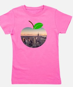 Unique Empire state building Girl's Tee