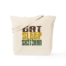 Eat Sleep Shotokan Tote Bag