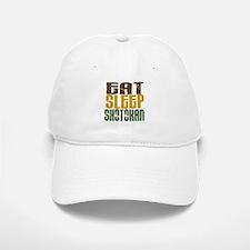 Eat Sleep Shotokan Baseball Baseball Cap