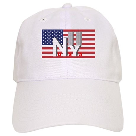TwinTower USA Commemorative Cap