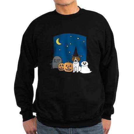 Beagle Halloween Sweatshirt (dark)