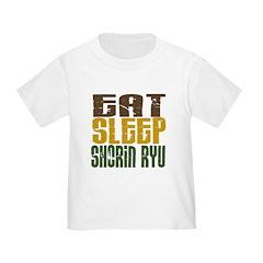 Eat Sleep Shorin Ryu T