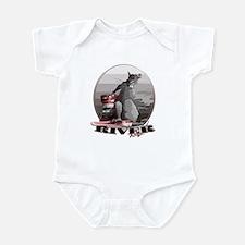 Poker Infant Bodysuit