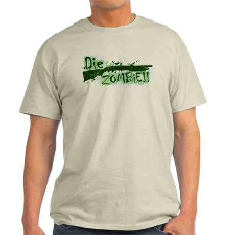 Die Zombie Light T-Shirt