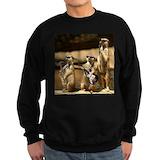 Meerkat Sweatshirt (dark)