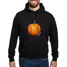 Baseball Pumpkin Hoodie
