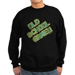 Old School Gamer Sweatshirt (dark)