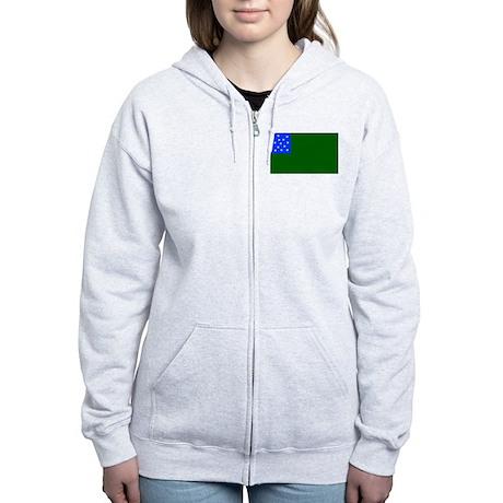 Green Mountain Boys Women's Zip Hoodie