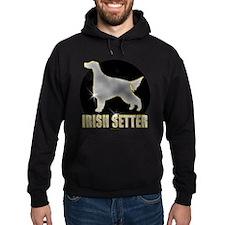 Bling Irish Setter Hoodie