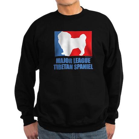 ML Tibetan Spaniel Sweatshirt (dark)