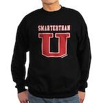 Smarterthan U. Sweatshirt (dark)