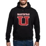Smarterthan U. Hoodie (dark)