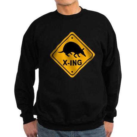 Armadillo X-ing Sweatshirt (dark)