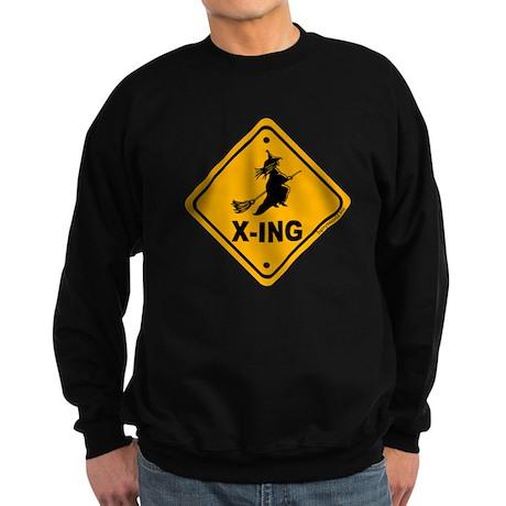 Witch X-ing Sweatshirt (dark)