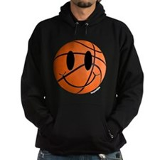 Basketball Smiley Hoodie