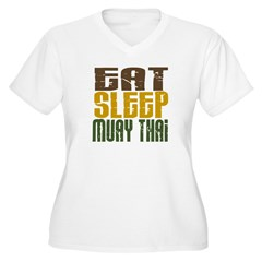 Eat Sleep Muay Thai T-Shirt