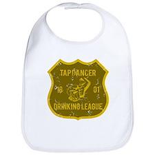 Tap Dancer Drinking League Bib
