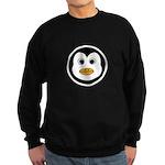 Percy the Penguin Sweatshirt (dark)