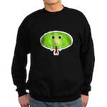 Snidely the Snake Sweatshirt (dark)