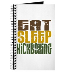 Eat Sleep Kickboxing Journal