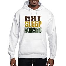 Eat Sleep Kickboxing Hoodie