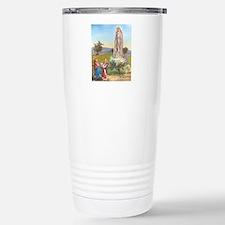 Cute Catholic school Travel Mug