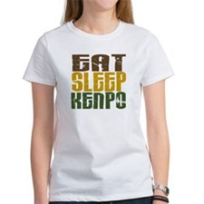 Eat Sleep Kenpo Tee