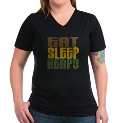 Eat Sleep Kenpo Shirt