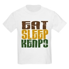 Eat Sleep Kenpo T-Shirt