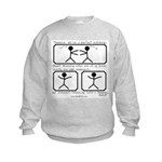 Perfect Matching - Kids Sweatshirt
