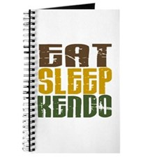 Eat Sleep Kendo Journal