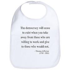 Thomas Jefferson 3 Bib