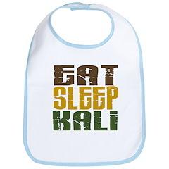 Eat Sleep Kali Bib