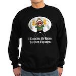 Firearms [Dark Complexion] Sweatshirt (dark)