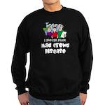 Mad Crowd Disease Sweatshirt (dark)