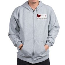 I'm With The Band Zip Hoody