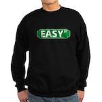 Where the Hell is Easy St. Sweatshirt (dark)