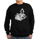 Cat Scan Sweatshirt (dark)