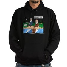 Fishing with Moses Hoodie