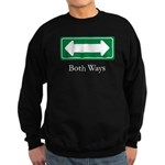 Both Ways Sweatshirt (dark)