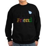 Shower With A Friend Sweatshirt (dark)