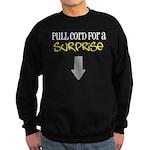 Pull Cord For Surprise Sweatshirt (dark)