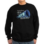 Stare at Cheerleaders Sweatshirt (dark)