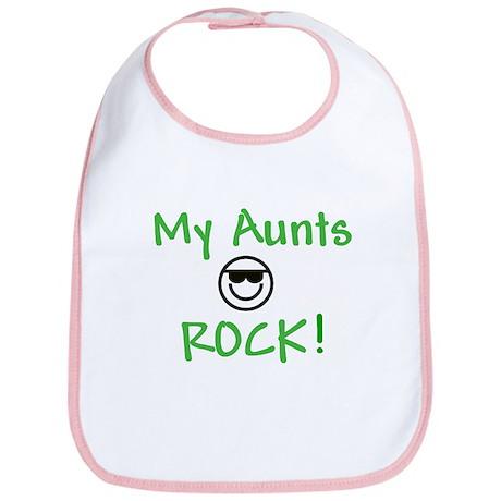 My Aunts Rock Bib