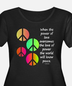 Peace and Love T