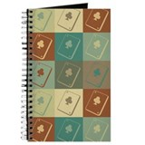 Bridge player Journals & Spiral Notebooks