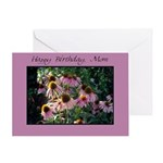 Mom Birthday Card Greeting Cards